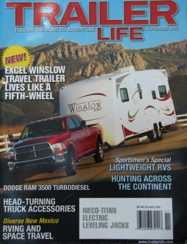 Trailer Life cover